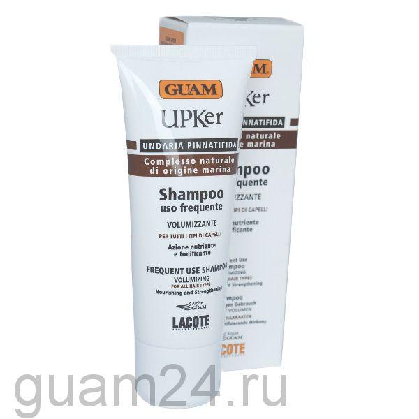 GUAM Шампунь для частого использования UPKer  200 мл код (0619)